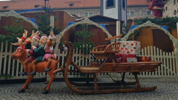 Mercados de Natal em Munique, Mercados de Natal para crianças, weihnachtsdorf