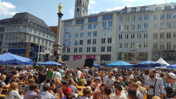Stadtgründungsfest Munique, dicas de festas, aniversário de Munique