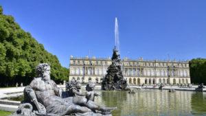 Tour palácio Herrenchiemsee, Alemanha, Guia brasileira em Munique