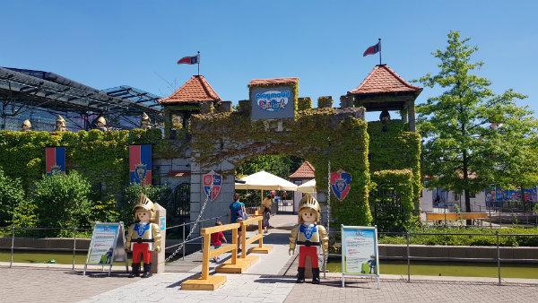 Playmobil FunPark, dicas, Alemanha, Munique com crianças, Alemanha com crianças