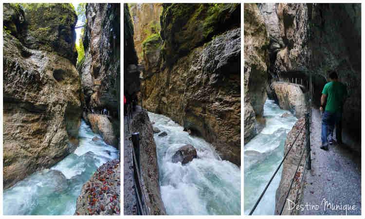 Partnachklamm-Garmisch-Desfiladeiro
