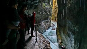 Partnachklamm, dicas para visitar, Garmisch-Partenkirchen, Partnach Gorge