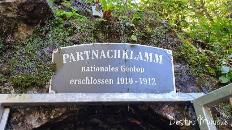 Partnachklamm-Rota-Alpes